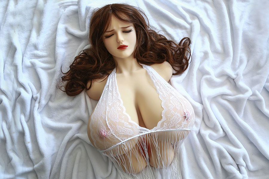 Half the silicone doll with large breasts Half Upper Body Huge Boobs Sex Doll Torso Kanadoll